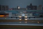 アローズさんが、福岡空港で撮影したアトラス航空 747-446の航空フォト(写真)