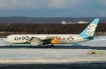 なごやんさんが、新千歳空港で撮影したAIR DO 767-381の航空フォト(写真)