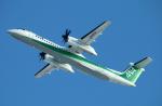 なごやんさんが、新千歳空港で撮影したANAウイングス DHC-8-402Q Dash 8の航空フォト(写真)
