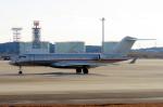 なごやんさんが、中部国際空港で撮影したビスタジェット BD-700 Global Express/5000/6000の航空フォト(写真)
