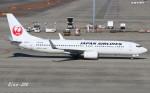 RINA-200さんが、中部国際空港で撮影した日本航空 737-846の航空フォト(写真)