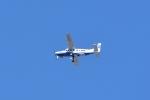 りゅうさんさんが、調布飛行場で撮影した共立航空撮影 208B Grand Caravanの航空フォト(写真)