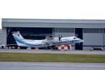 ひこ☆さんが、那覇空港で撮影した海上保安庁 DHC-8-315 Dash 8の航空フォト(写真)