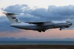 masa707さんが、山口宇部空港で撮影したロシア空軍 Il-76MDの航空フォト(写真)