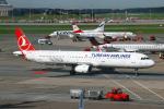 りんたろうさんが、ハンブルク空港で撮影したターキッシュ・エアラインズ A321-231の航空フォト(写真)