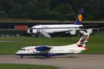 りんたろうさんが、ハンブルク空港で撮影したサン・エア 328-110の航空フォト(写真)