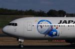 多楽さんが、成田国際空港で撮影した日本航空 767-346/ERの航空フォト(写真)