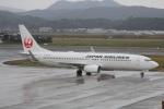 7915さんが、出雲空港で撮影したJALエクスプレス 737-846の航空フォト(写真)