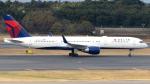 誘喜さんが、成田国際空港で撮影したデルタ航空 757-26Dの航空フォト(写真)