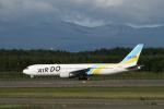 hachiさんが、新千歳空港で撮影したAIR DO 767-381の航空フォト(写真)