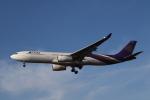 MOHICANさんが、福岡空港で撮影したタイ国際航空 A330-343Xの航空フォト(写真)