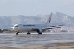 Tomochanさんが、函館空港で撮影した日本航空 767-346/ERの航空フォト(写真)