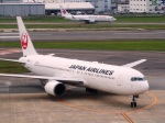 ken1☆MYJさんが、福岡空港で撮影した日本航空 767-346/ERの航空フォト(写真)