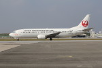 utarou on NRTさんが、那覇空港で撮影した日本トランスオーシャン航空 737-4Q3の航空フォト(写真)