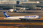 takaRJNSさんが、羽田空港で撮影した全日空 767-381/ER(BCF)の航空フォト(写真)