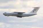 korosukeさんが、関西国際空港で撮影したロシア空軍 Il-76MDの航空フォト(写真)