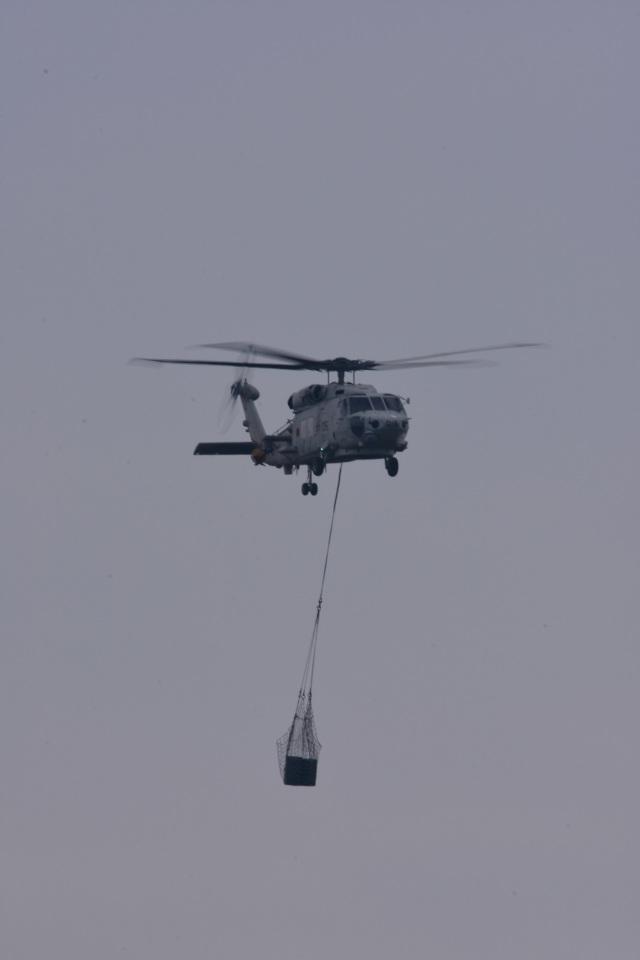 海上自衛隊 Mitsubishi SH-60K 8405 鹿屋航空基地  航空フォト | by masatakaさん