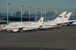 Tomo-Papaさんが、羽田空港で撮影したロシア航空 A319-115の航空フォト(写真)