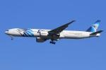 たっくさんが、成田国際空港で撮影したエジプト航空 777-36N/ERの航空フォト(写真)