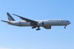 たっくさんが、成田国際空港で撮影したエールフランス航空 777-328/ERの航空フォト(写真)