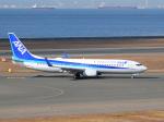 きゅうさんが、中部国際空港で撮影した全日空 737-881の航空フォト(写真)