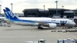 誘喜さんが、成田国際空港で撮影した全日空 787-881の航空フォト(写真)