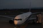 7915さんが、米子空港で撮影した全日空 767-381の航空フォト(写真)