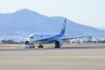 E-75さんが、函館空港で撮影した全日空 777-281/ERの航空フォト(写真)