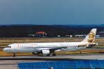菊池 正人さんが、フランクフルト国際空港で撮影したオーストリア航空 A321-111の航空フォト(写真)