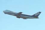 まっちゃんさんが、羽田空港で撮影した全日空 747SR-81の航空フォト(写真)
