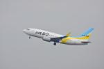 JA8501さんが、羽田空港で撮影したAIR DO 737-781の航空フォト(写真)