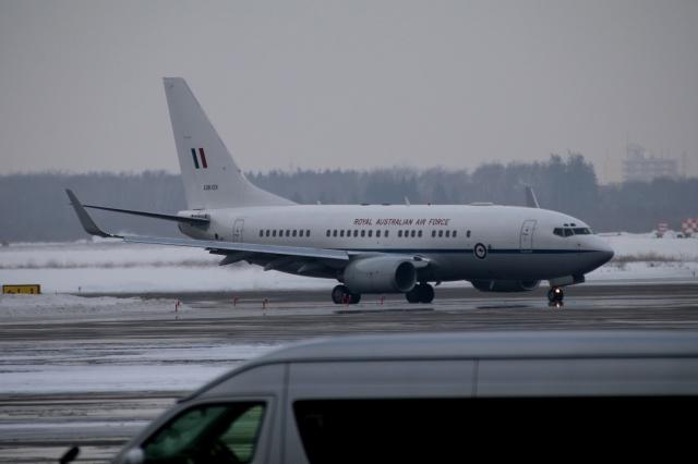オーストラリア空軍 Boeing 737-700 A36-001 新千歳空港  航空フォト | by 北の熊さん