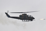 ばとさんが、東富士演習場で撮影した陸上自衛隊 AH-1Sの航空フォト(写真)