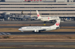JA8501さんが、羽田空港で撮影した日本トランスオーシャン航空 737-446の航空フォト(写真)