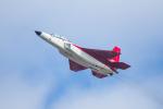 ヶローさんが、岐阜基地で撮影した防衛装備庁 X-2 (ATD-X)の航空フォト(写真)