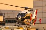 ヶローさんが、松本空港で撮影した中日本航空 EC135P2+の航空フォト(写真)