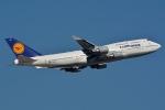 kansai-spotterさんが、フランクフルト国際空港で撮影したルフトハンザドイツ航空 747-430の航空フォト(写真)