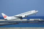 JA7NPさんが、那覇空港で撮影した日本トランスオーシャン航空 737-4Q3の航空フォト(写真)
