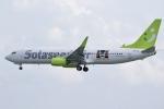 JA7NPさんが、那覇空港で撮影したソラシド エア 737-86Nの航空フォト(写真)