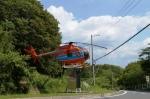 salaryman-pilotさんが、成田国際空港で撮影した新日本ヘリコプター 369HSの航空フォト(写真)
