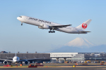 Masa_Wohさんが、羽田空港で撮影した日本航空 767-346/ERの航空フォト(写真)