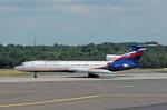 Gambardierさんが、デュッセルドルフ国際空港で撮影したアエロフロート・ロシア航空 Tu-154Mの航空フォト(写真)