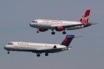 JRF spotterさんが、サンフランシスコ国際空港で撮影したデルタ航空 717-231の航空フォト(写真)
