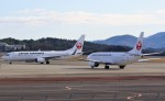 JA882Aさんが、岡山空港で撮影した日本航空 737-846の航空フォト(写真)