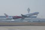 かずまっくすさんが、北京首都国際空港で撮影した中国国際航空 777-39L/ERの航空フォト(写真)