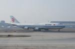 かずまっくすさんが、北京首都国際空港で撮影した中国国際航空 747-89Lの航空フォト(写真)