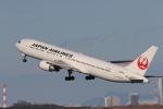 Fly Yokotayaさんが、羽田空港で撮影した日本航空 767-346/ERの航空フォト(写真)