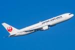Ariesさんが、羽田空港で撮影した日本航空 767-346/ERの航空フォト(写真)