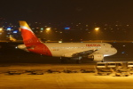 pringlesさんが、チューリッヒ空港で撮影したイベリア航空 A319-111の航空フォト(写真)