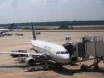 ken1☆MYJさんが、ジョージ・ブッシュ・インターコンチネンタル空港で撮影したユナイテッド航空 A319-131の航空フォト(写真)